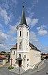 Eichenbrunn parish church