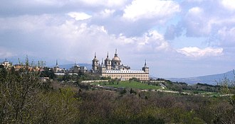 Trasmiera - El Escorial Monastery, one of the works of the Trasmeran masons