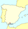 El Chorro map.png