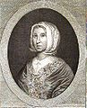 Elizabeth Cromwell (Elizabeth Steward) mother of Oliver Cromwell. Engraving of painting by Robert Walker.jpg