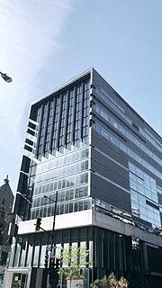 Elizabeth Wirth Music Building McGill University (Montreal) campus building