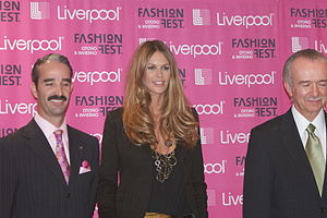 Elle Macpherson - Macpherson in September 2008 at Fashion Fest