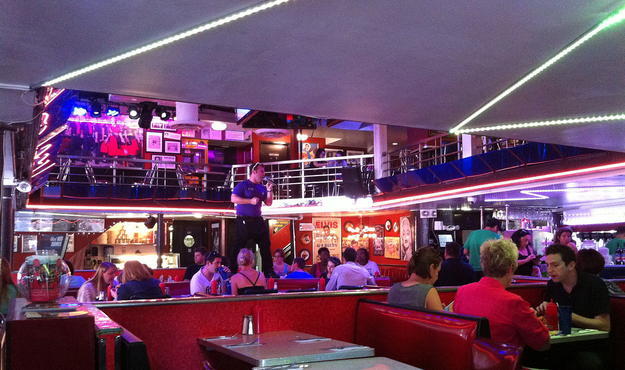 Stardust Restaurant New York Menu
