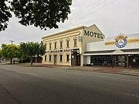 Elm Court Motel on Townsend St in Albury 01.jpg