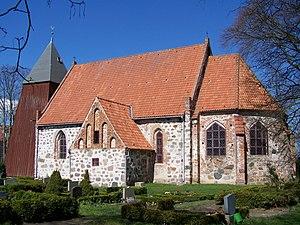 Elmenhorst, Nordvorpommern - Church