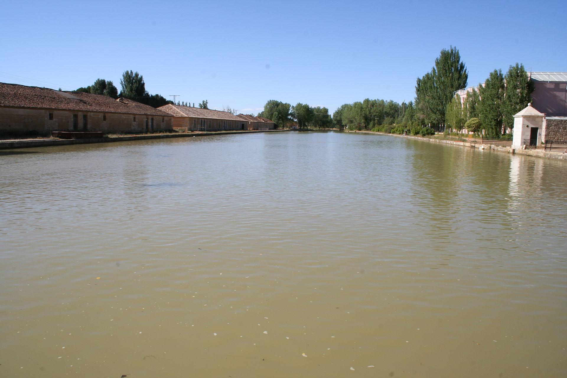 Canal De Castilla  U2013 Wikipedia