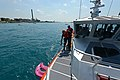 Emergency responders, law enforcement team up to monitor Port Huron Float Down 150816-G-JG957-283.jpg