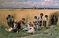Emile Claus - On the way to school.jpg