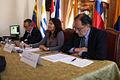 Encuentro de escuelas, institutos y academias diplomáticas de los países miembros de UNASUR (6376892801).jpg