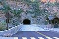 End of Tunnel - Pine Creek Trailhead - Zion National Park DyeClan.com - panoramio.jpg
