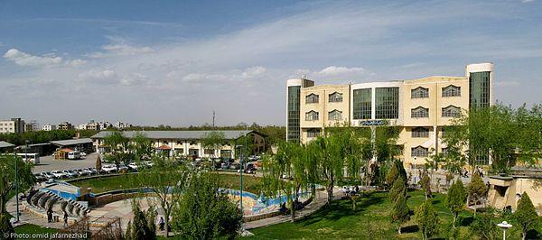 IAU College campus