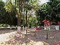 Entrada do Engenho Santo Mario em Catanduva-SP. Destaque para a garapeira. O local é ponto de encontro na região pelo antiquário do local, a deliciosa garapa, a loja com os produtos Santo Mario com vari - panoramio.jpg