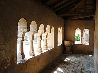 Saint Margaret's Chapel, Epfig - Image: Epfig A 022
