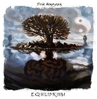 Equilibrium (Erik Mongrain album) - Image: Erik Mongrain Equilibrium album