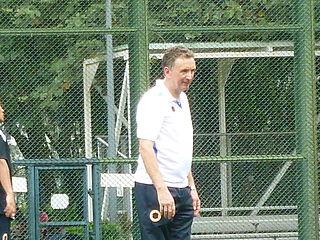 Ernie Merrick Football coach