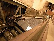 Escalator mechanism 03