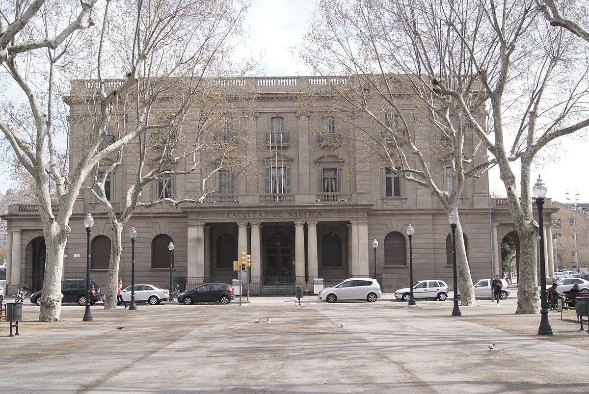 escola de n utica de barcelona viquip dia l