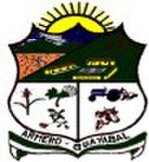 Armero - Image: Escudo armero guayabal