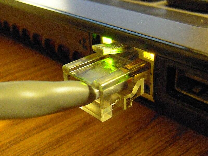 File:Ethernet Connection.jpg