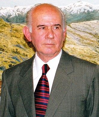 Eugenio Cruz Vargas - Image: Eugenio Cruz Vargas (1923 2014)