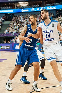 Greek basketball player