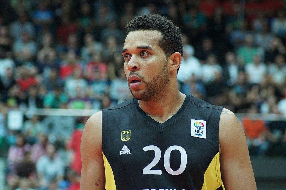 EuroBasket Qualifier Austria vs Germany, 13 August 2014 - 012