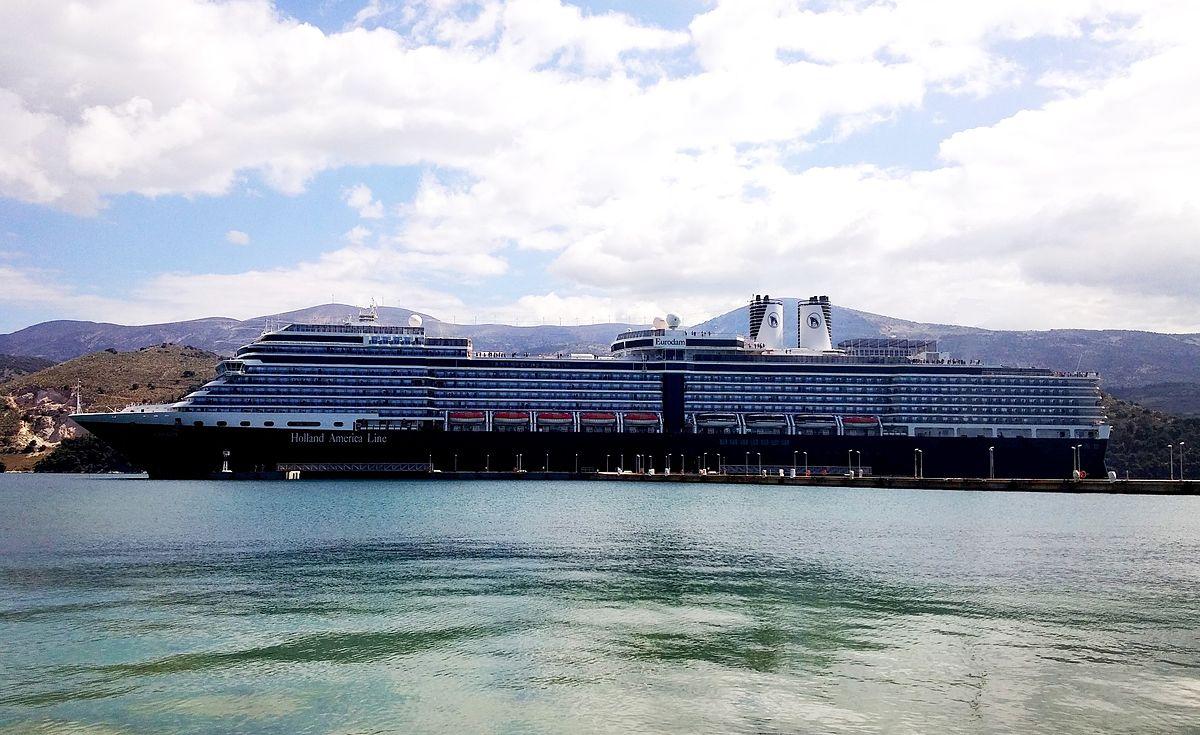 MS Eurodam Wikipedia - Eurodam cruise ship