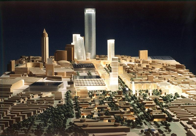 Datei:Europaviertel modell.jpg