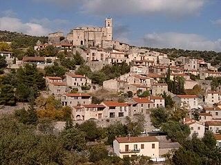 Eus Commune in Occitanie, France