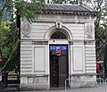 Euston Lodge, L&SWR monograms, London, England.jpg