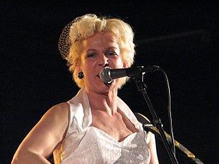 Eva Eastwood Swedish singer-songwriter