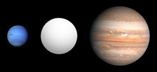 HD 149026 b extrasolar planet