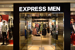 Express, Inc. - Express Men at Fairview Mall.