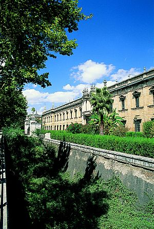 University of Seville - University's main building