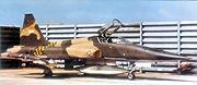 F-5C VNAF 23TW 522FS BienHoa 1971