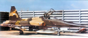 Northrop F-5 - VNAF F-5C Bien Hoa Air Base, 1971