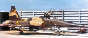 Northrop F-5 - VNAF F-5C Bien Hoa Air Base, 1971