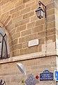 F1916 Paris IV rue du marche des blancs manteaux plaque enceinte PA rwk.jpg