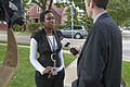 FEMA - 45404 - FEMA spokesperson gives an interview to the media in Wisconsin.jpg