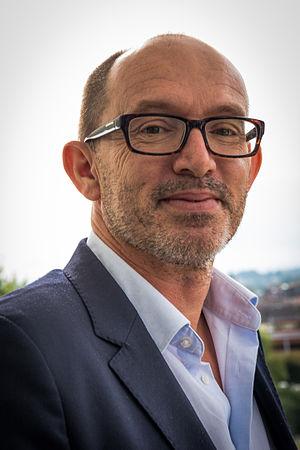 Laurent Mauvignier - Laurent Mauvignier in 2014.