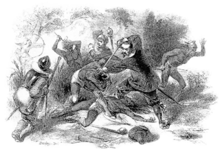 Fairfield Swamp Fight
