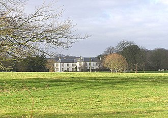 Fairfield, Stogursey - Image: Fairfield House geograph.org.uk 112254