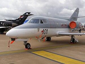 Dassault Falcon 10 - French Navy Falcon 10
