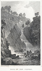 Fall of the Conway, Caernarvonshire