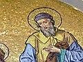 Familienkirche - Fassade - Mosaik Heilige Familie - Joseph.jpg