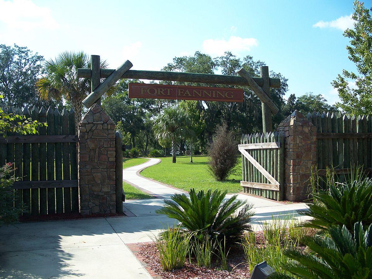Fanning Springs FL hist park02.jpg