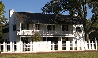 Fanthorp Inn State Historic Site United States historic place