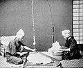 Farmers of forty centuries - Japanese form of bow for spreading cotton.jpg