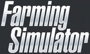 Farming Simulator - Logo used on the Farming Simulator 15 and 17 release.