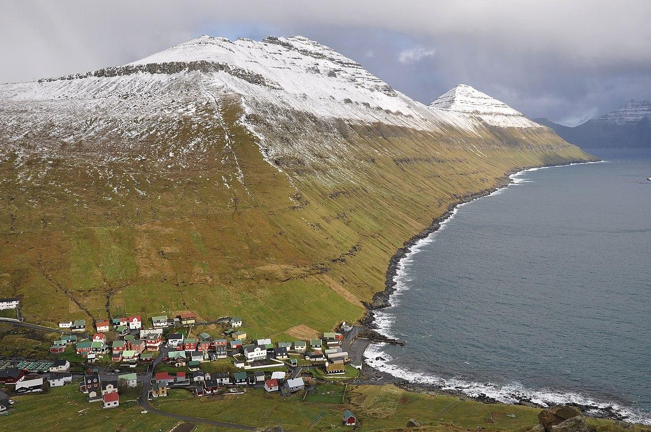 File:Faroe Islands, Eysturoy, Funningur (2).jpg ...